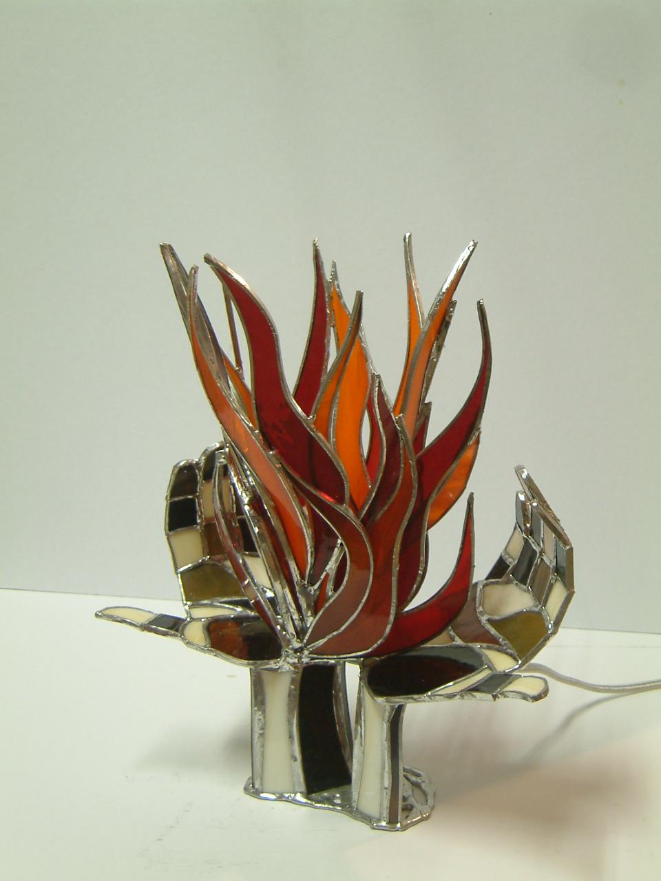 Sculptures contemporain l 39 art elier vitraill 39 art elier for Art contemporain sculpture